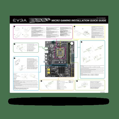 small resolution of evga asia products evga b360 micro gaming 112 cs e365 kr lga 1151 intel b360 nu audio sata 6gb s usb 3 1 gen2 usb 3 1 gen1 matx
