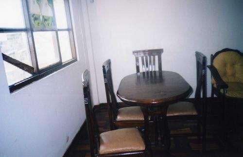Fotos de Vendo Juego de comedor de madera mesa cuatro sillas 150 soles  Lima  Muebles