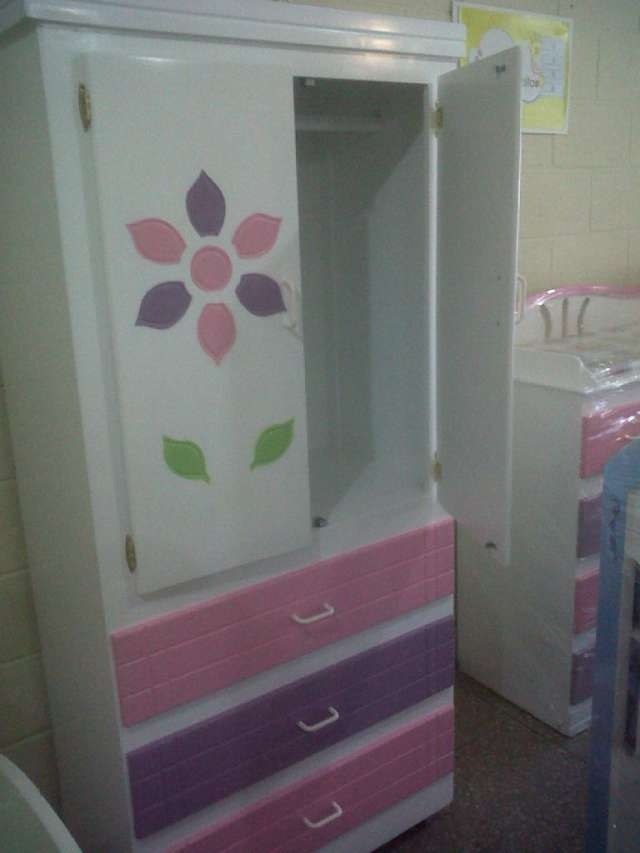 Armarios Para Nias Dormitorios Infantiles Compartidos