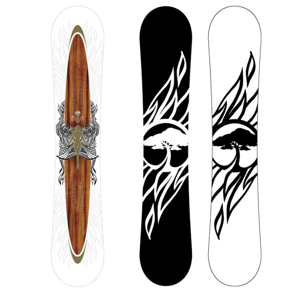 Arbor Draft Snowboard 2008 Evo Outlet