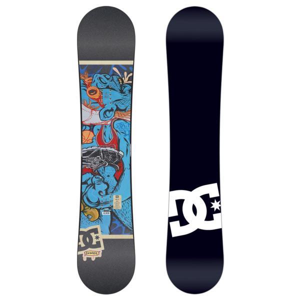 Dc Pbj Tweener Snowboard - Youth 2009 Evo Outlet