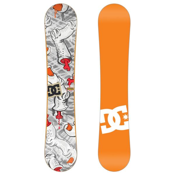Dc Pbj Andy Howell Core Snowboard 2009 Evo Outlet