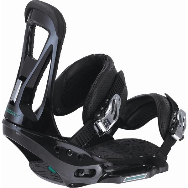 Burton Mission Est Snowboard Bindings 2010 Evo Outlet