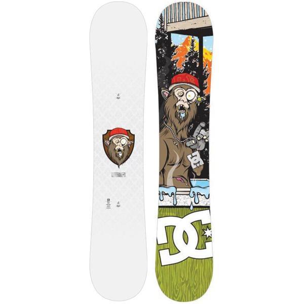 2010 DC PB&J Snowboard