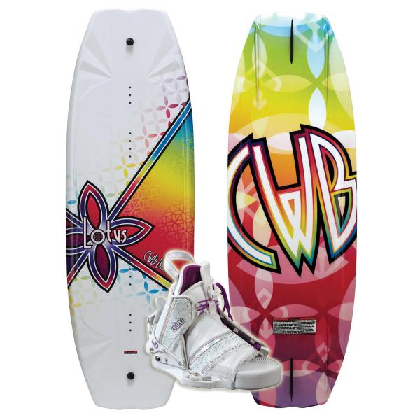 Cwb Lotus Wakeboard Bliss Boots - Women' 2011 Evo Outlet