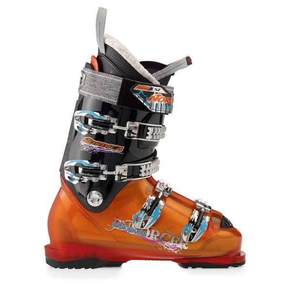 Nordica Enforcer Ski Boots 2012 Evo Outlet