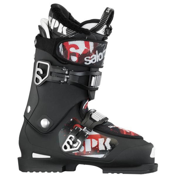 Salomon Spk 100 Ski Boots 2013 Evo Outlet