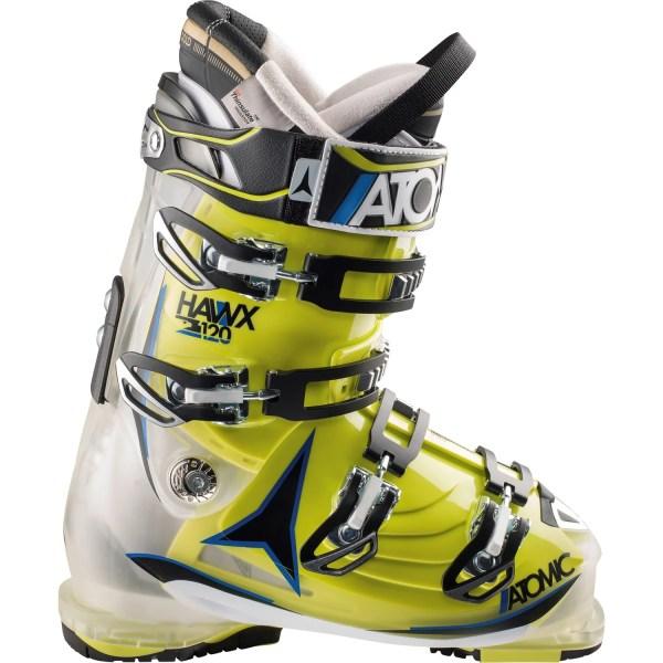 Atomic Hawx 2.0 120 Ski Boots 2015 Evo