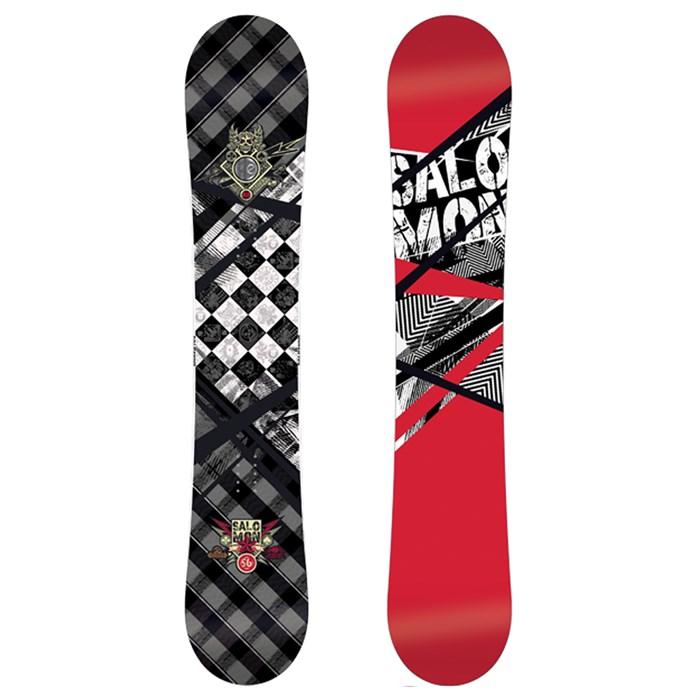 Salomon Ace Snowboard 2012 | evo