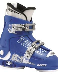 Roces idea adjustable ski boots kid   also evo rh