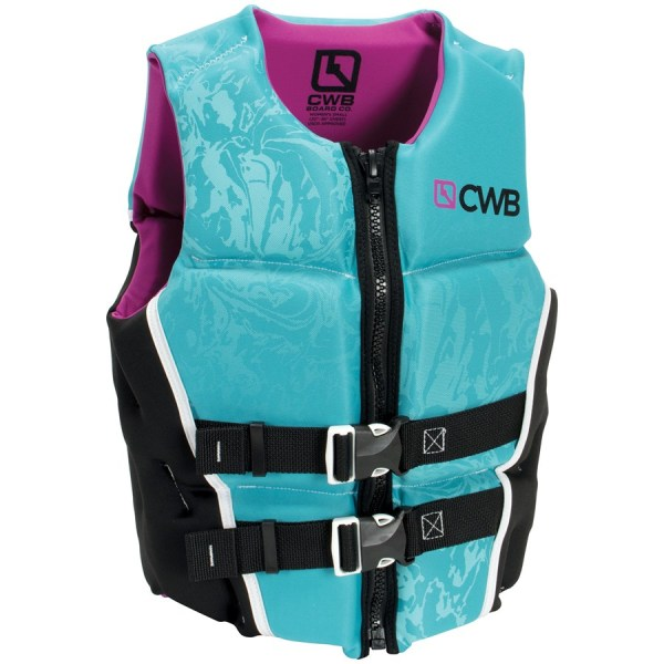 Cwb Lotus Neo Cga Wakeboard Vest - Women' 2017 Evo