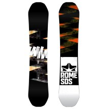 2018 Rome Crossrocket Snowboard 154 Cm - Year of Clean Water
