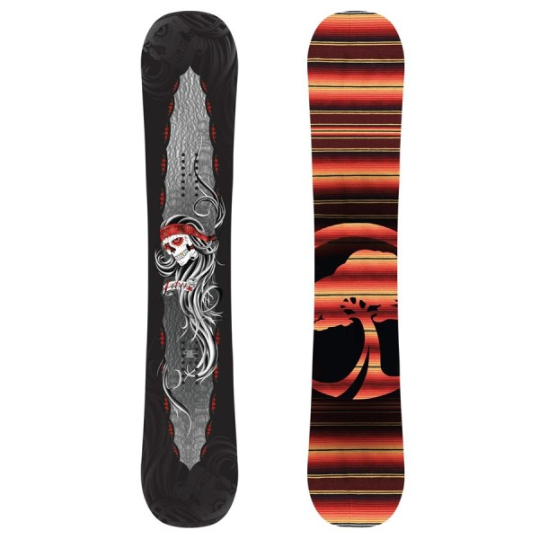 Arbor Draft Rocker Snowboard 2010 Evo Outlet