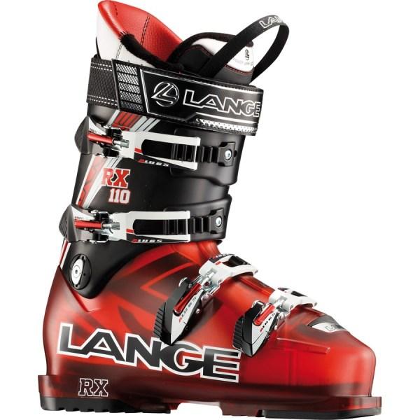 Lange Rx 110 Ski Boots 2012 Evo Outlet