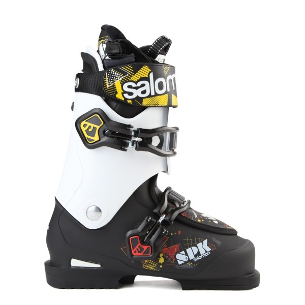 Salomon Spk 85 Ski Boots 2012 Evo Outlet