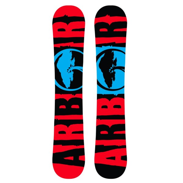 Arbor Nick Visconti Edition Draft Snowboard 2013 Evo Outlet