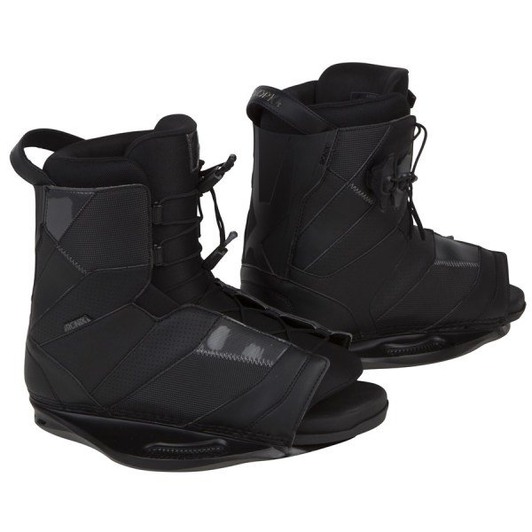 Ronix Network Wakeboard Bindings 2014 Evo Outlet