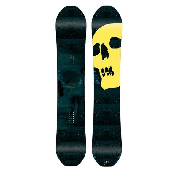 Capita Black Snowboard of Death Board
