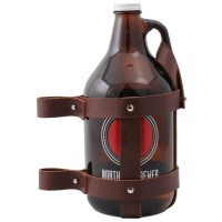 Fyxation Leather Growler Holder | evo outlet