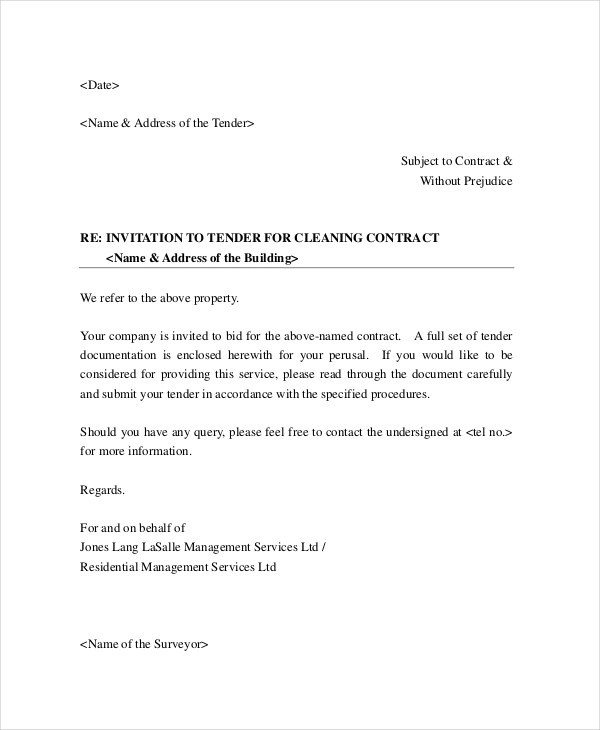 26 Business Proposal Letter Examples PDF DOC Examples