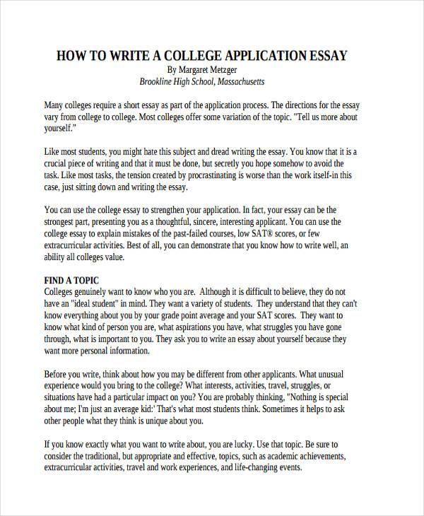 Writing a Summary Essay