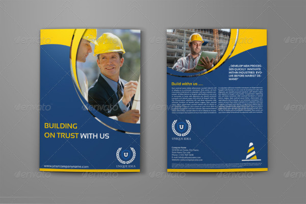 75 Brochure Designs & Examples PSD AI EPS Vector