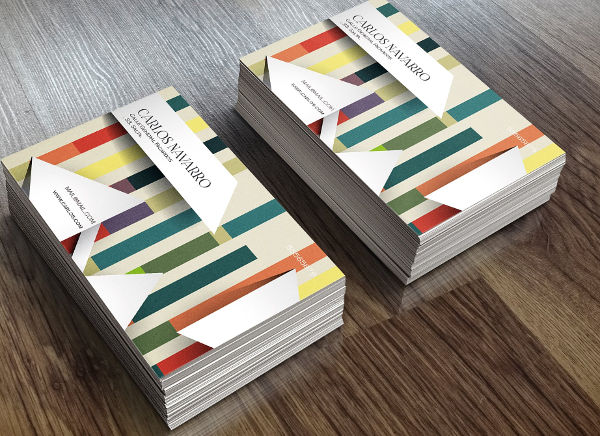 60 Examples Of Business Card Design PSD AI Vector EPS