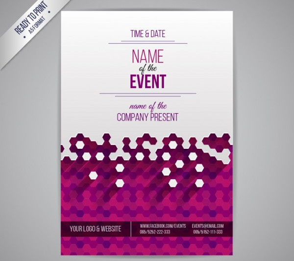 42 Event Flyer Designs & Examples PSD AI EPS Vector