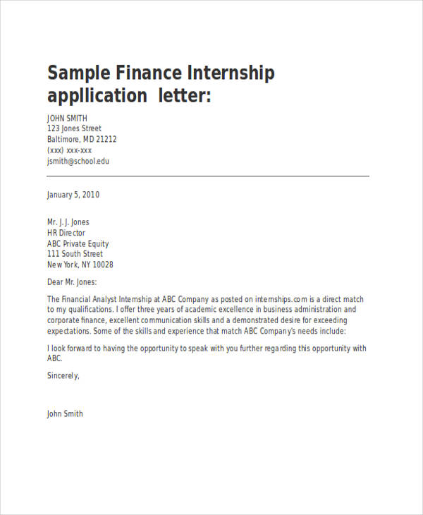 Free 54 Application Letter Examples Samples In Editable Pdf Google Docs Pages Word Examples
