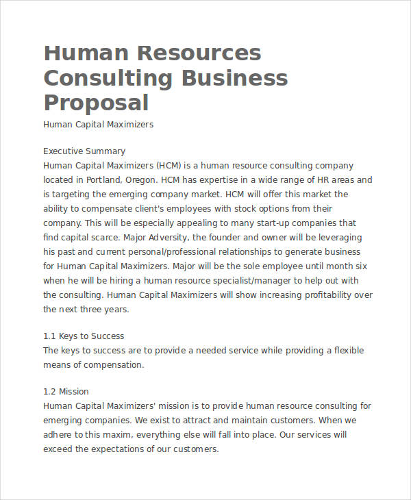 58 Business Proposal Examples & Samples PDF DOC Examples