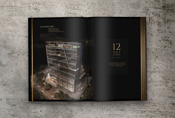 33 Real Estate Brochure Designs & Examples PSD Word