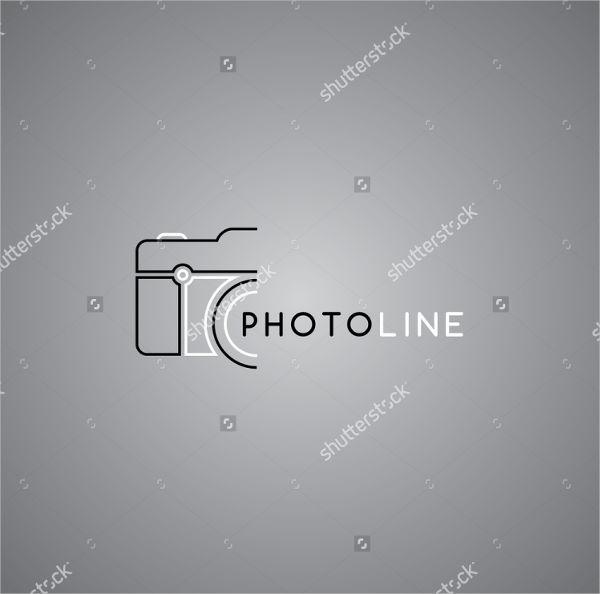 54 Examples of Photography Logo Design  PSD AI EPS