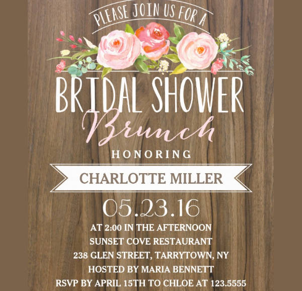 Bridal Shower Design Ideas