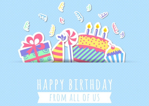 40 Birthday Card Designs & Examples PSD AI Vector EPS