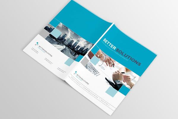 30 Business Brochure Designs & Examples PSD AI
