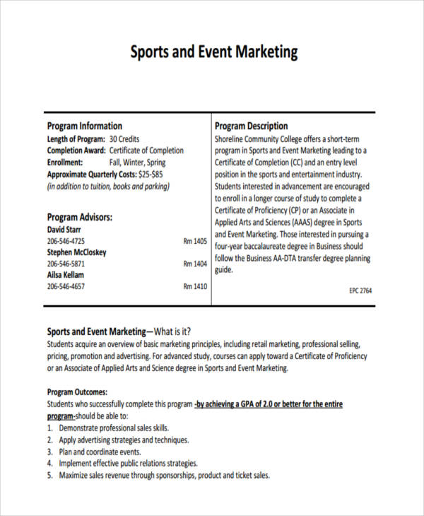42 Marketing Plan Examples & Samples PDF Word Pages