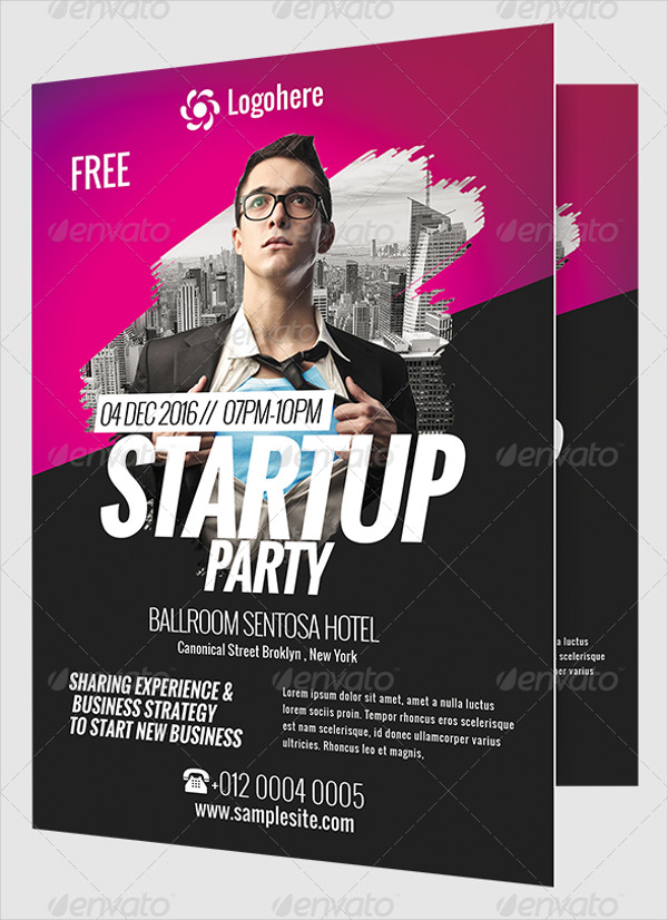 49 Business Flyer Designs Word PSD AI Publisher