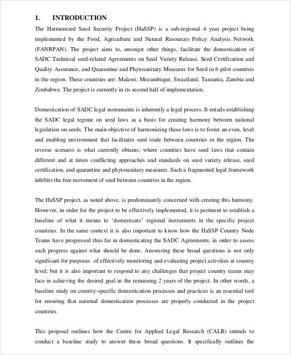56 Proposal Examples PDF