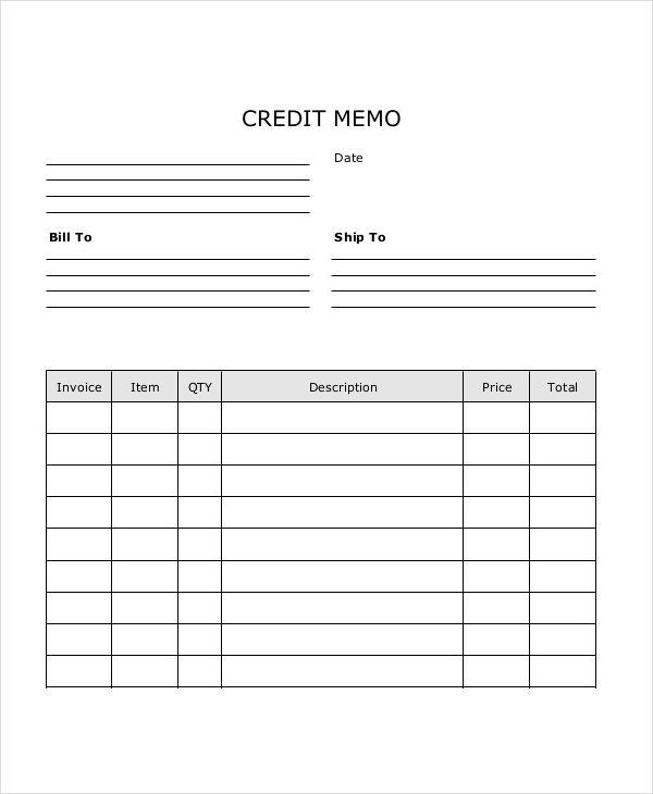 format for a memorandum
