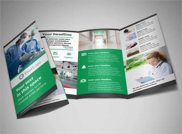 9 Medical Brochure Designs & Examples PSD AI Vector EPS