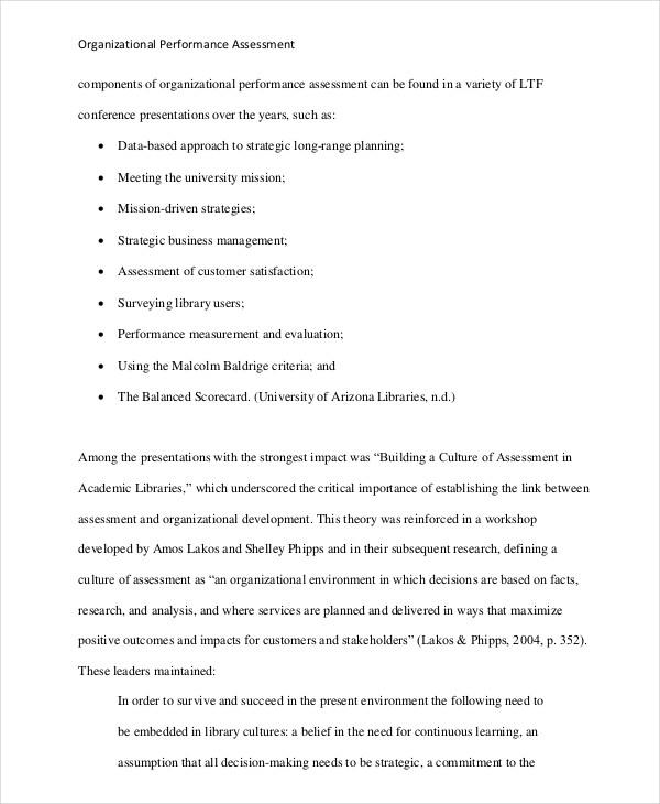 17 Organizational Analysis Examples  Samples  Examples