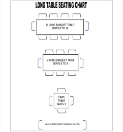 table seating chart [ 900 x 1200 Pixel ]