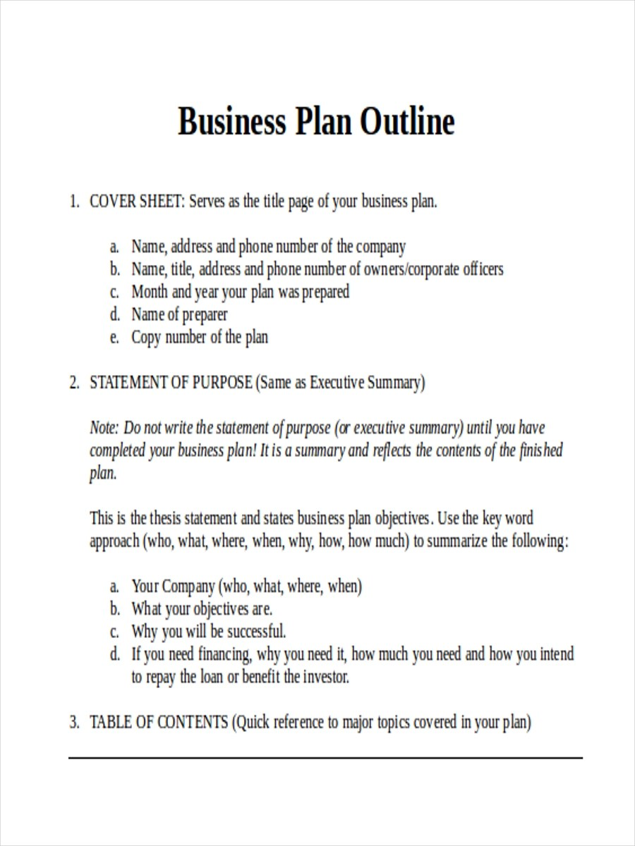 36 Outline Examples  Samples in Word Pages  Examples