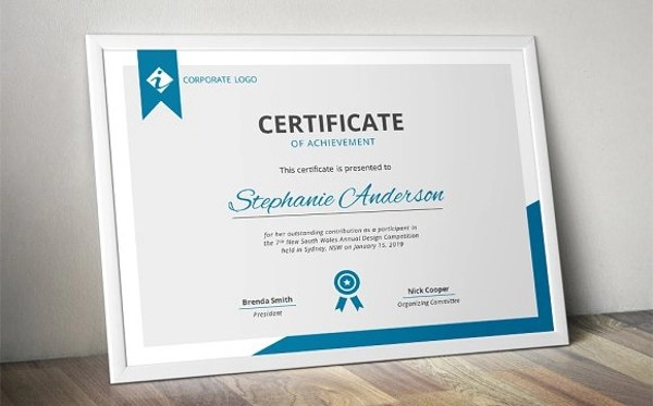 19 Certification Templates Examples & Samples