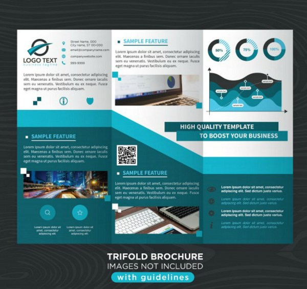 Brochure Examples In Psd