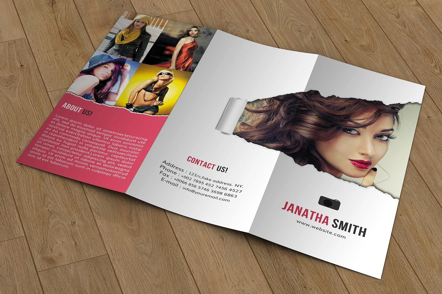 16 Photography Brochure Examples Editable PSD AI