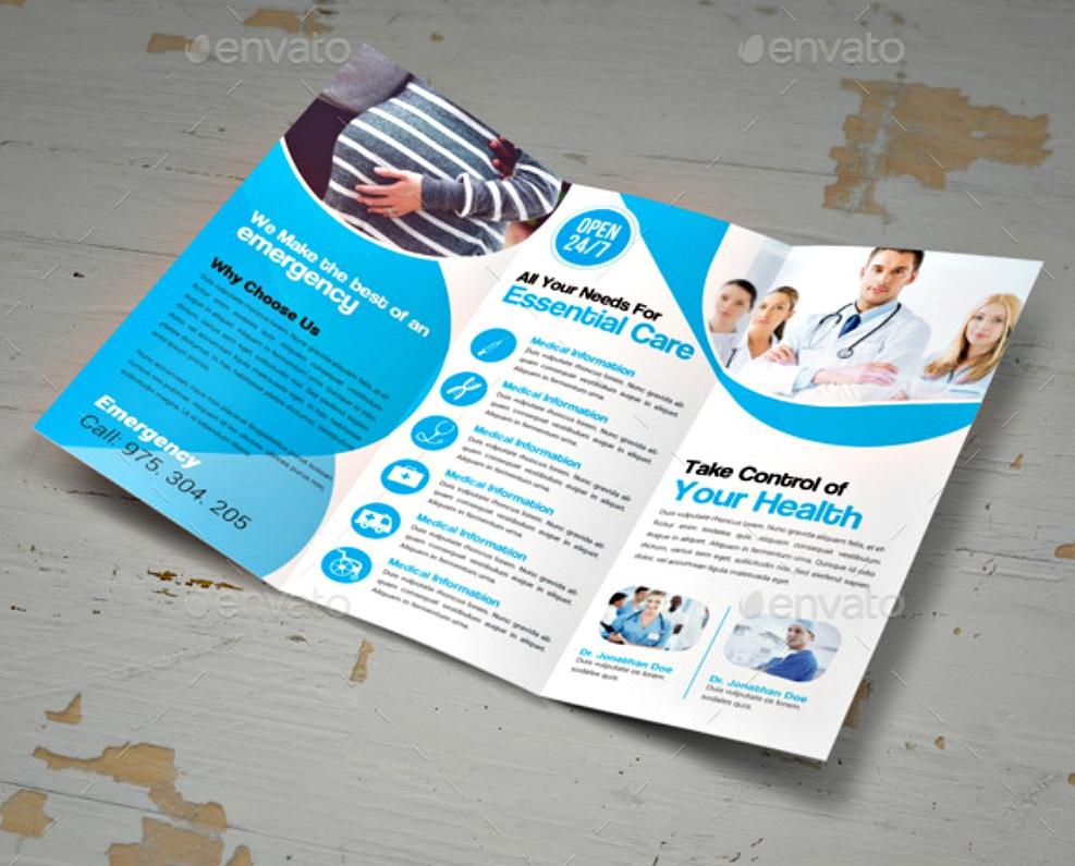 30 Best Brochure Examples PSD InDesign Format
