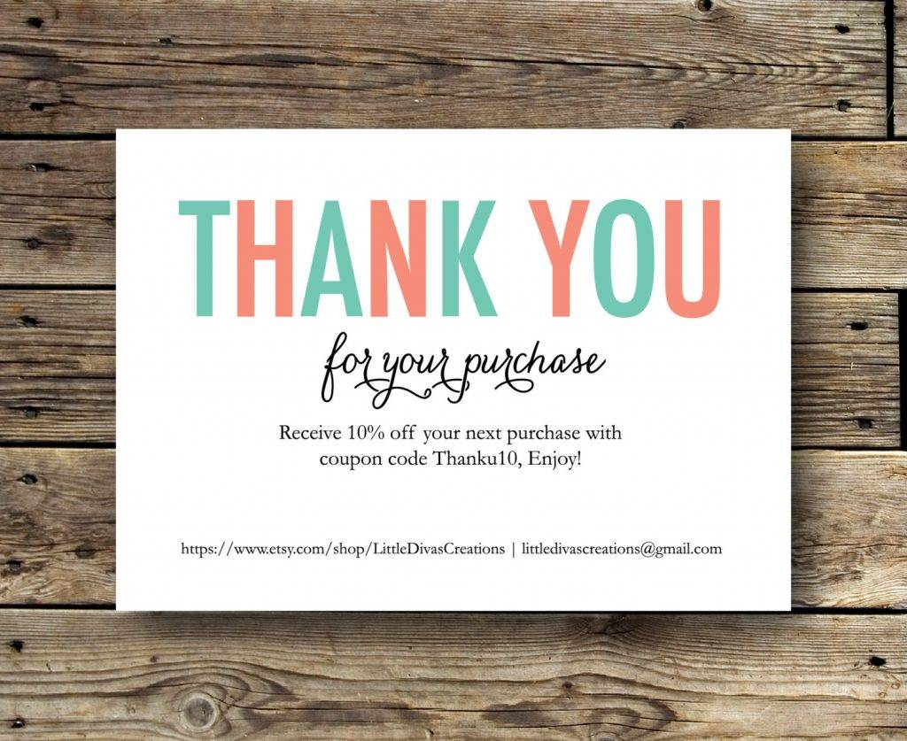 15 Business Thank You Cards Editable PSD PNG Format