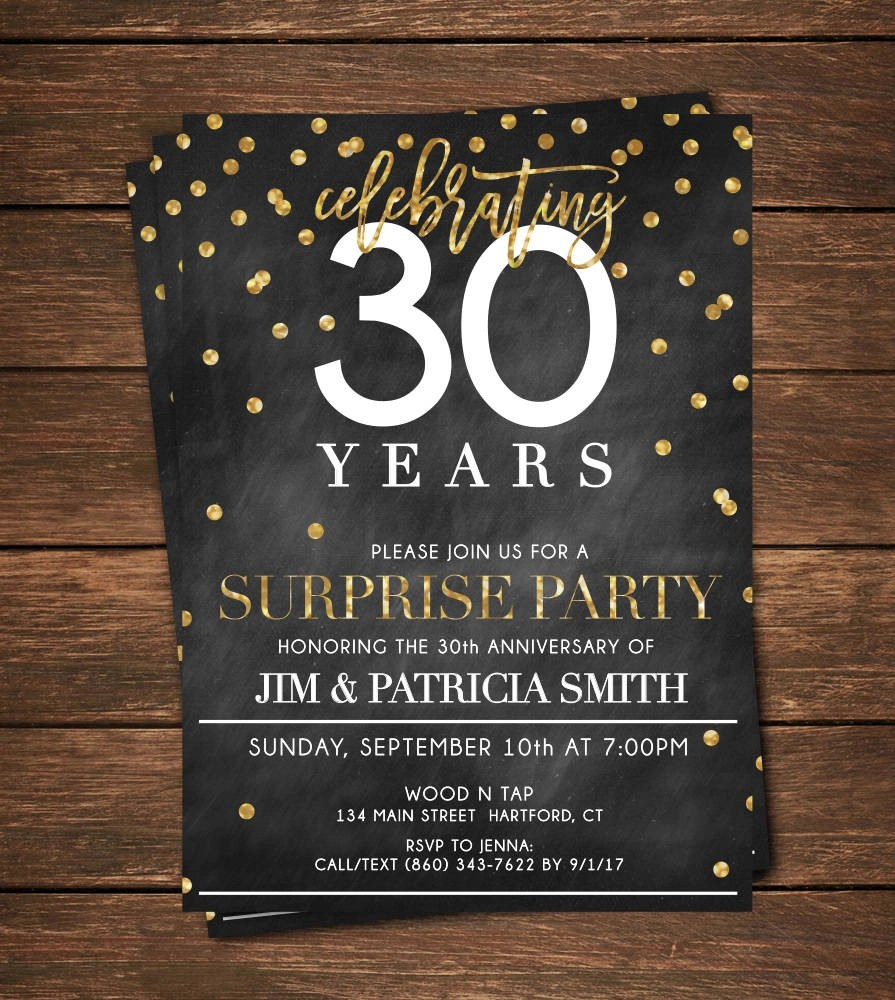 Printable Invitations 50th Birthday Party