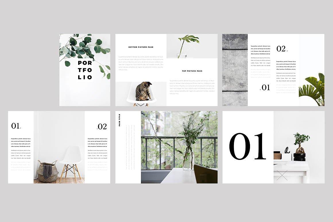 9+ Portfolio Layout Examples